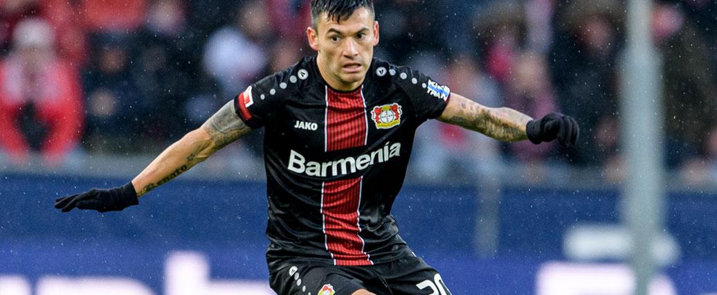 Bayer Leverkusen: Aránguiz-Comeback nimmt noch Zeit in Anspruch