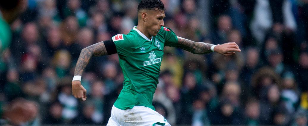 Werder Bremen: Hertha-Leihspieler Davie Selke bleibt bis 2021!