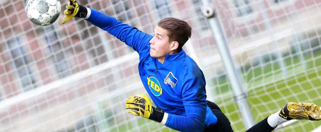 Hertha BSC: Dennis Smarsch wechselt wohl nach St. Pauli