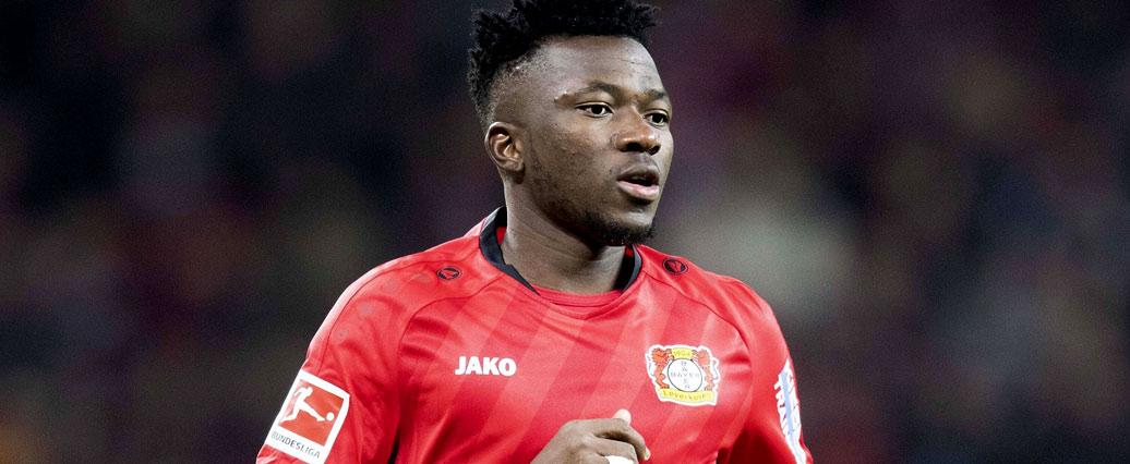 Bayer Leverkusen: Edmund Tapsoba wurde positiv auf Corona getestet!