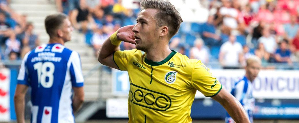 Borussia Dortmund: Felix Passlack darf den BVB wohl verlassen