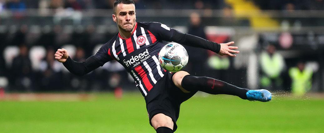 Verbleib in Frankfurt möglich? – Inter Mailand zeigt Interesse an Kostic