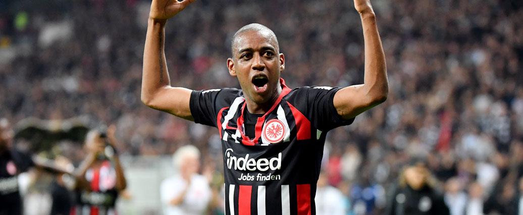 Eintracht Frankfurt: Fernandes darf sich über Kaderplatz freuen