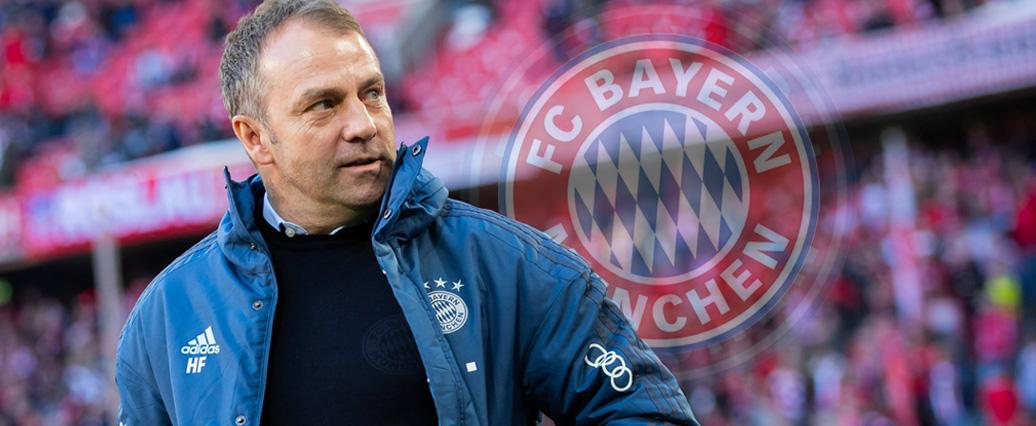 FC Bayern: Hansi Flick schont seine Nationalspieler im DFB-Pokal
