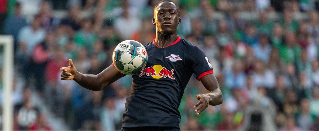 RB Leipzig: Ibrahima Konaté legt Zwangspause ein!
