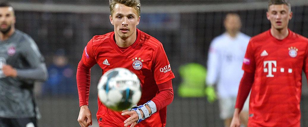 Bayern München: Jann-Fiete Arp muss nach Verletzung pausieren
