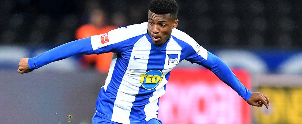 Hertha BSC: Javairô Dilrosun nicht vor Ende Februar zurück?