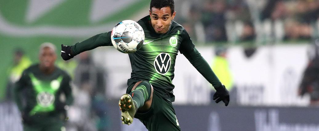 VfL Wolfsburg: Schmadtke äußert sich zu Leihgerüchten um João Victor