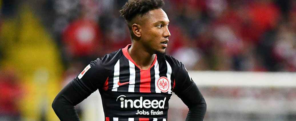 Eintracht Frankfurt: Hütter bestätigt Abschied von De Guzmán