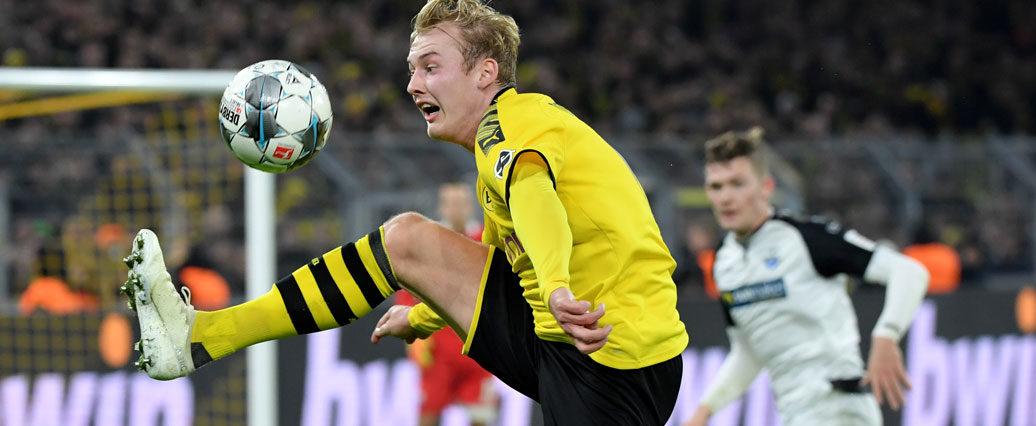 Borussia Dortmund: Blitzte Bayer 04 wegen Julian Brandt ab?
