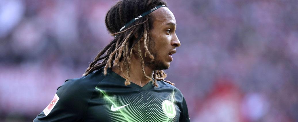 VfL Wolfsburg: Trainingspause für Kevin Mbabu