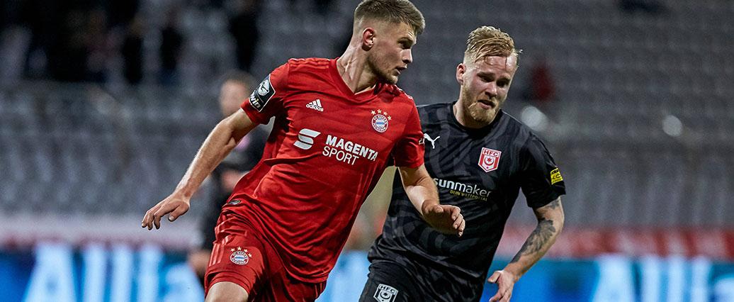 FC Bayer München: Mai nach Bänderverletzung wieder im Aufbautraining!