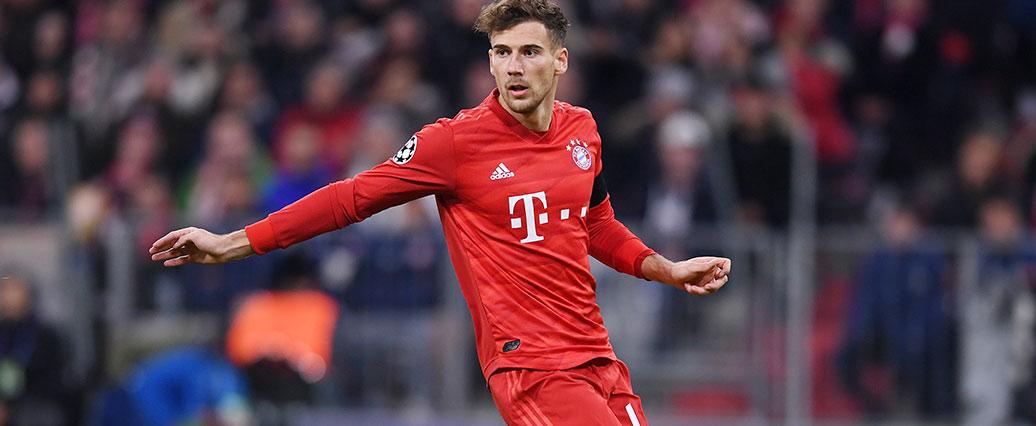 FC Bayern: Goretzka muss gegen PSG verletzt raus – Flick gibt Update