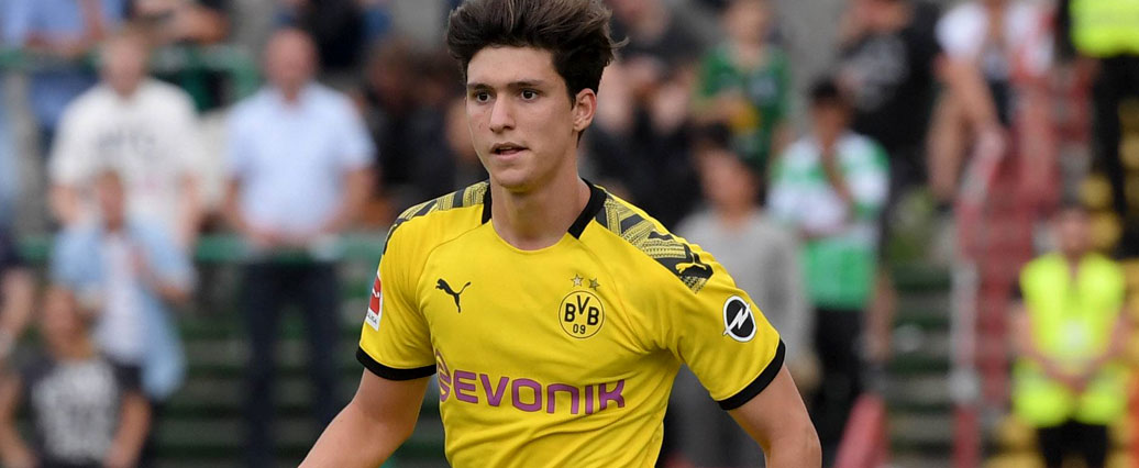Borussia Dortmund: Nutzt Leonardo Balerdi Ligue 1 als Sprungbrett?