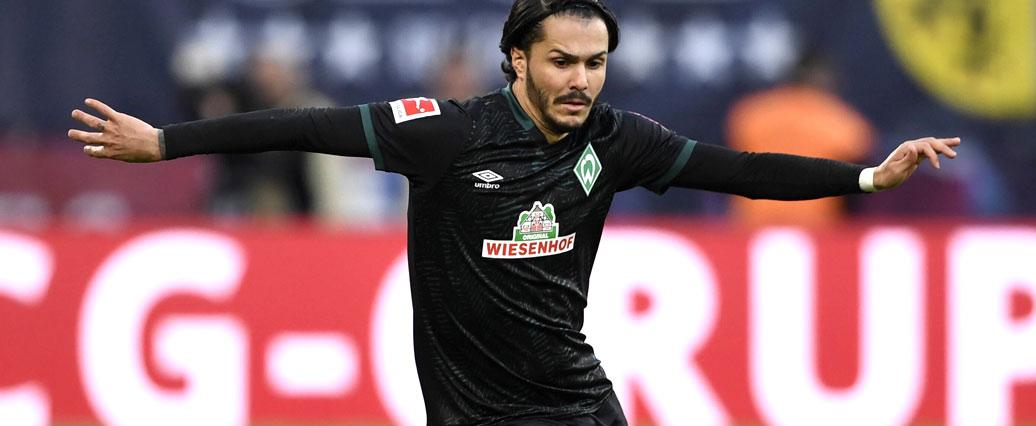SV Werder Bremen: Leo Bittencourt droht fürs Mainz-Spiel auszufallen
