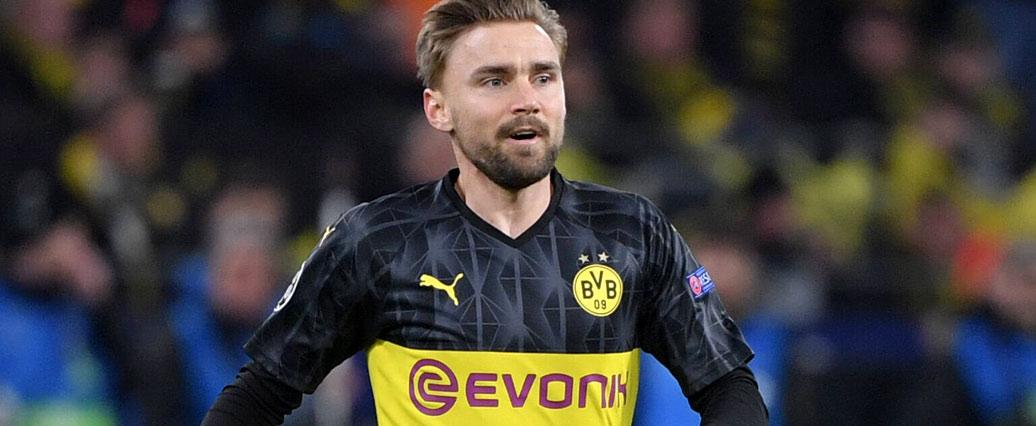 Borussia Dortmund: Marcel Schmelzer fehlt gegen Leipzig