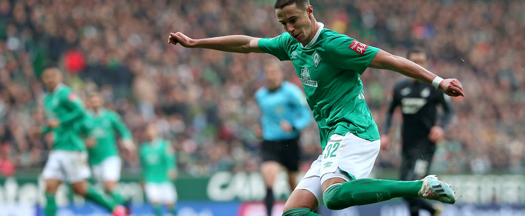 Werder Bremen: Marco Friedl ist einsatzbereit für Mönchengladbach