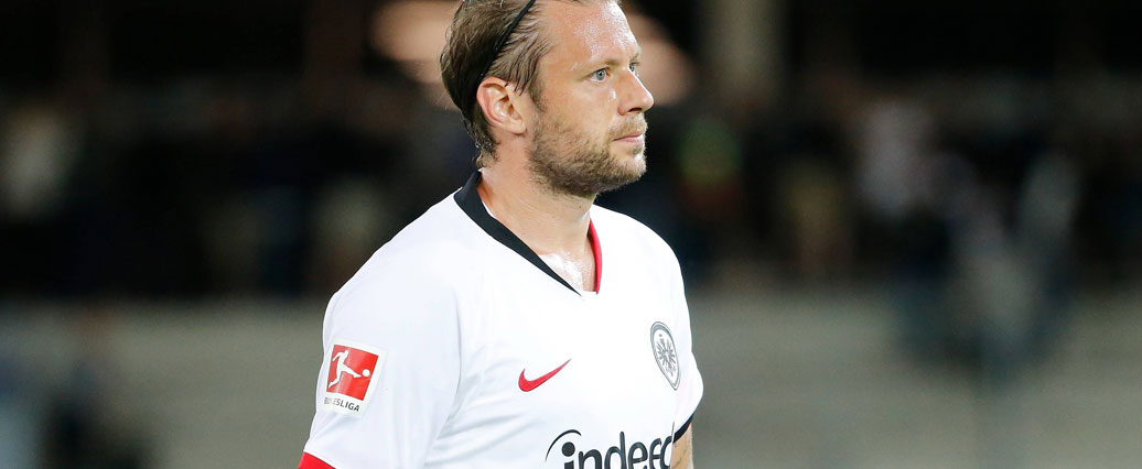 Eintracht Frankfurt: Urgestein Marco Russ beendet Karriere!