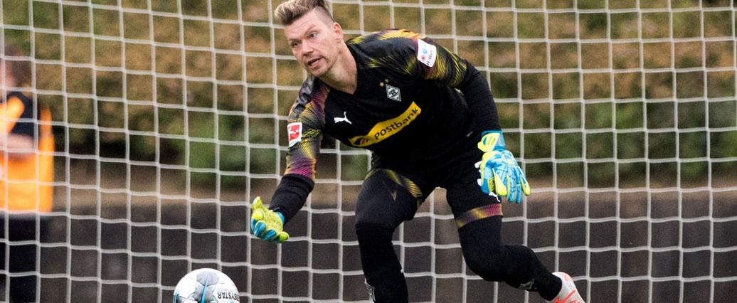 Borussia Mönchengladbach: Max Grün ist wieder fit