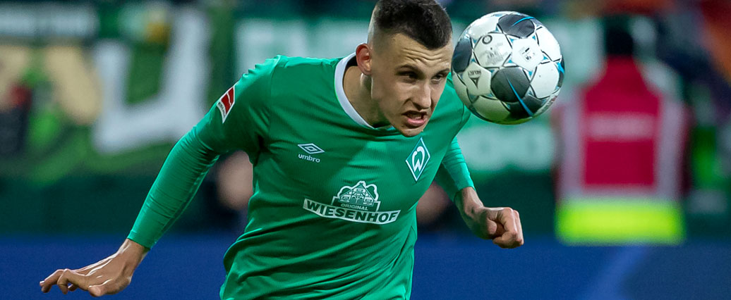 Werder Bremen: Maximilian Eggestein steigt ins Training ein