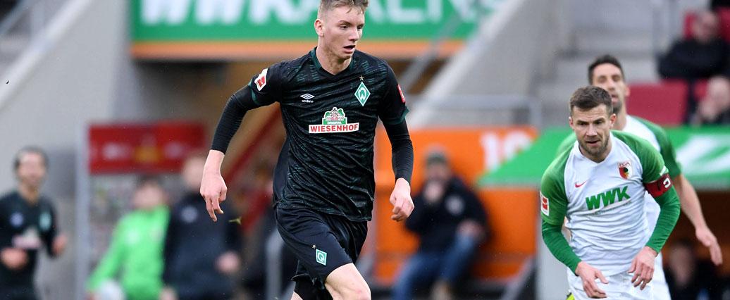 SV Werder Bremen: Verlängert Youngster Nick Woltemade beim SVW?