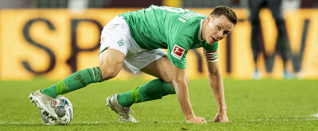 SV Werder Bremen: Wadenprobleme stoppen Niklas Moisander