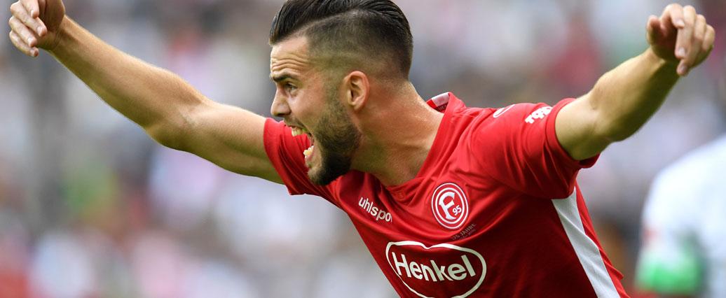 Union Berlin: Niko Gießelmann zurück in der Bundesliga!