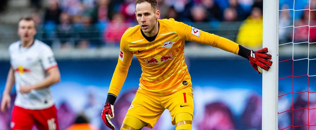 RB Leipzig: Stammkeeper Peter Gulácsi will langfristig bleiben