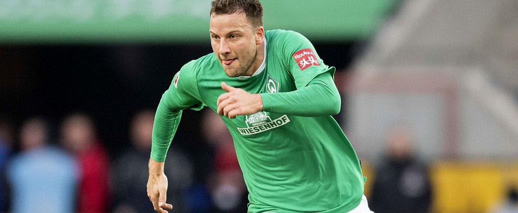 SV Werder Bremen: Philipp Bargfrede zurück bei den Profis