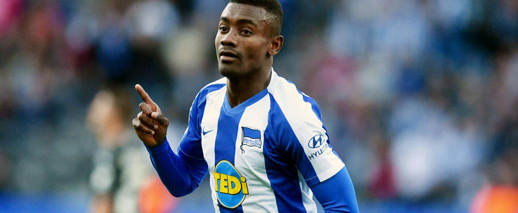 Hertha BSC: Salomon Kalou verlässt die Bundesliga!