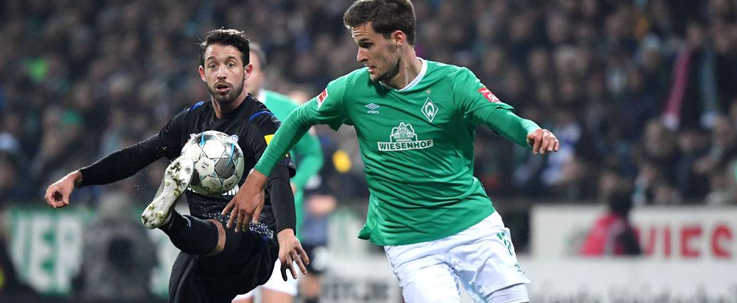Werder Bremen: Langkamp kehrt auf den Platz zurück