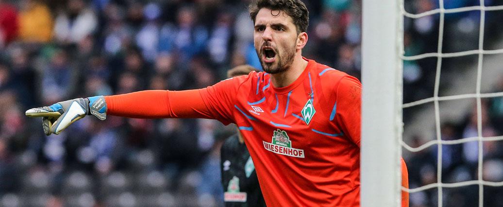 Werder Bremen und Stefanos Kapino gehen getrennte Wege!