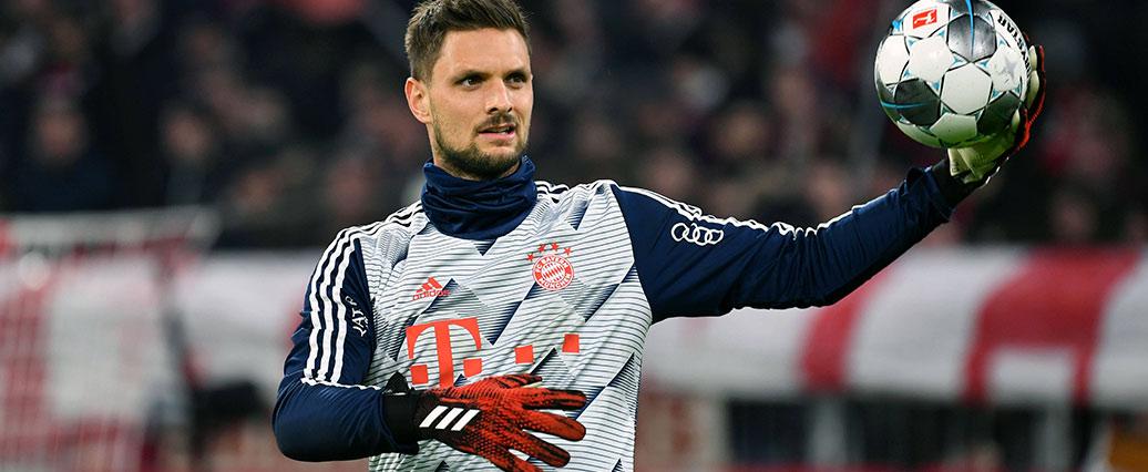 FC Bayern München: Sven Ulreich sucht den passenden Klub