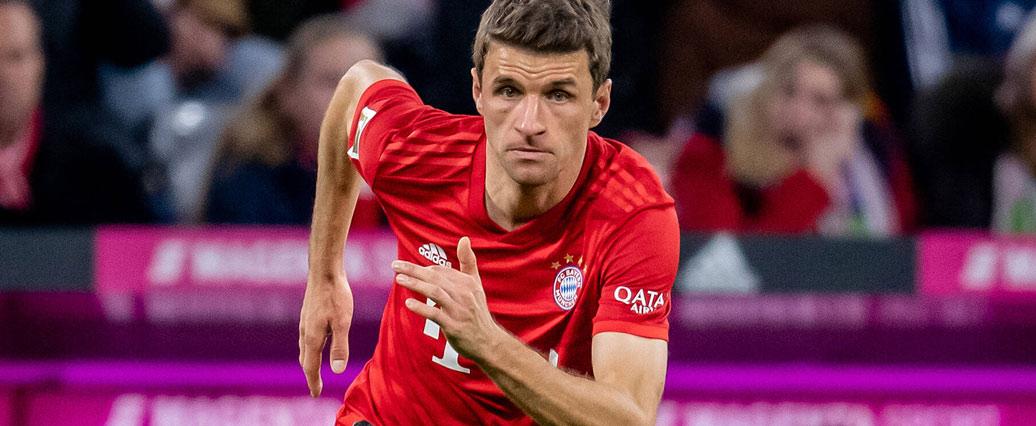 FC Bayern: Thomas Müller meldet sich gesund aus der Quarantäne