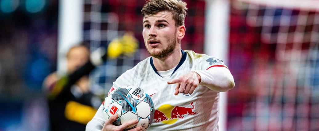 RB Leipzig: Bayern oder Liverpool? Timo Werner bleibt wohl keine Wahl