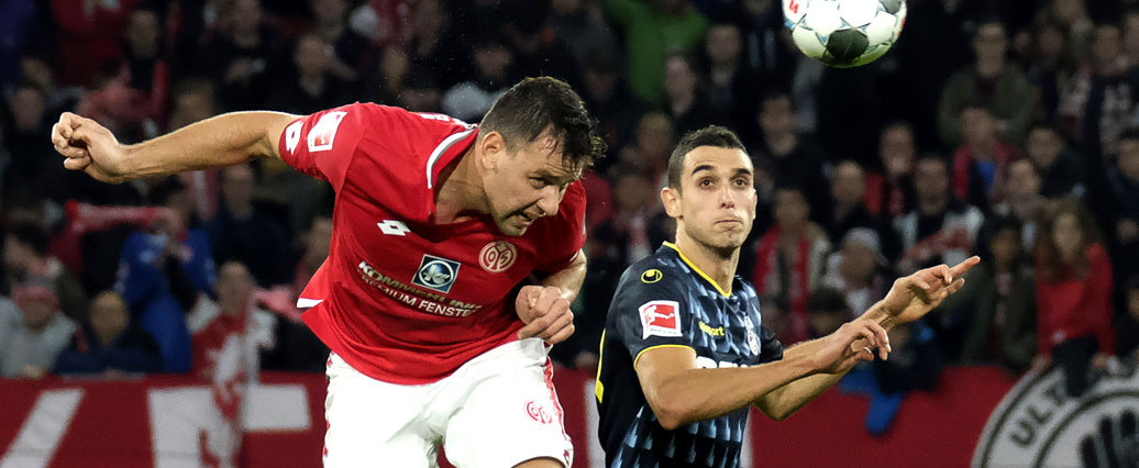 Mainz 05: Frühe Rückkehr und Meniskusverletzung bei Àdam Szalai