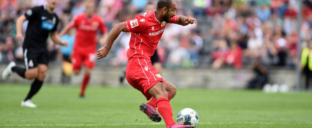 1. FC Union Berlin: Offensivkraft Gogia mischt wieder beim Mannschaftstraining mit