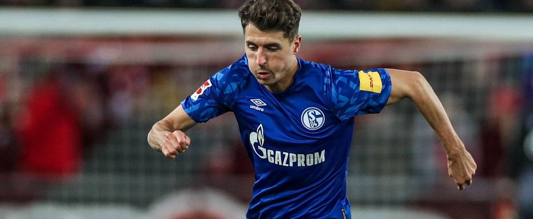 FC Schalke 04: Alessandro Schöpf angeschlagen ausgewechselt