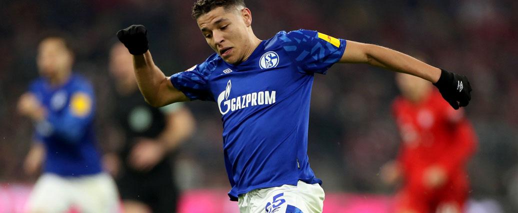 FC Schalke: Amine Harit muss die Englische Woche wohl abhaken