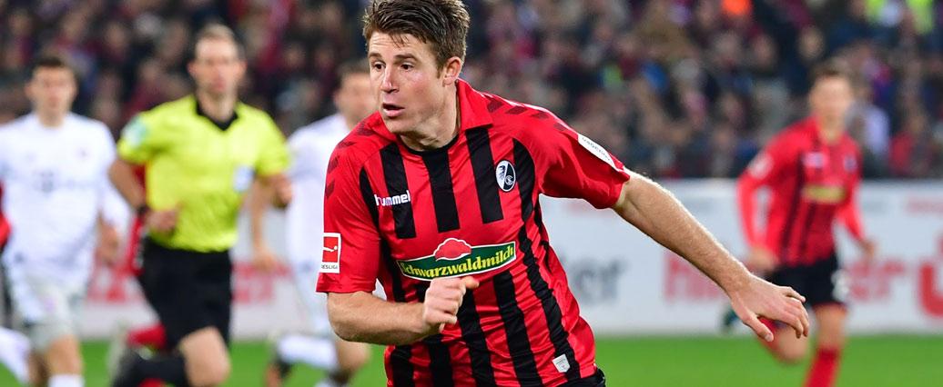 SC Freiburg: Dominique Heintz angeschlagen ausgewechselt