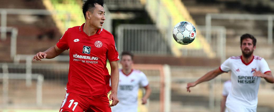 1. FSV Mainz 05: Ji zieht es leihweise zu Eintracht Braunschweig