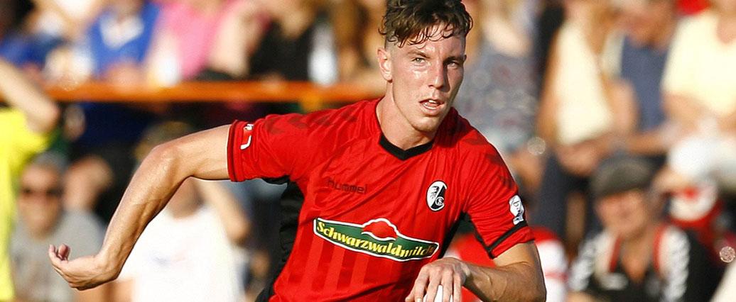 SC Freiburg: Florian Kath geht in die 3. Liga