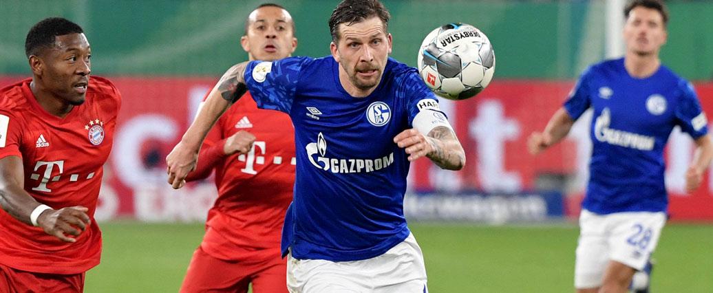 FC Schalke: Guido Burgstaller nicht im Kader! Verkauf bevorstehend?