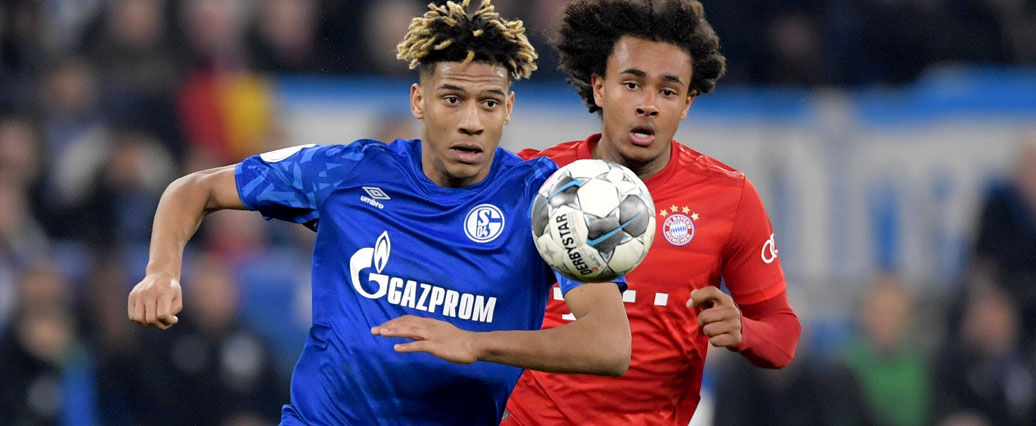 FC Schalke: Jean-Clair Todibo kam glimpflich davon!