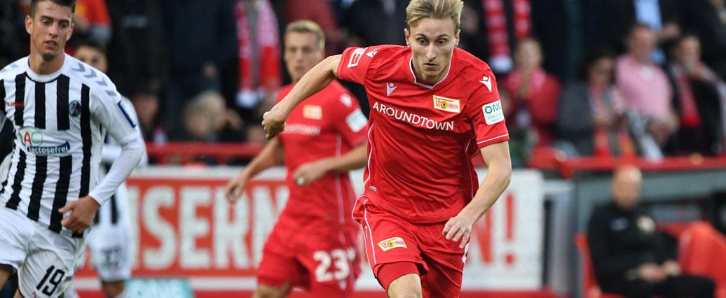 Joshua Mees Wechselt Von Union Berlin Nach Kiel