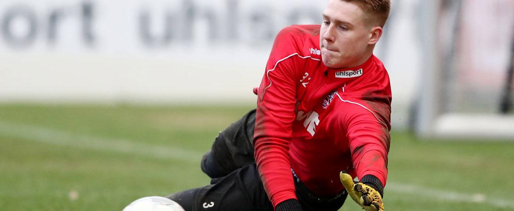 1. FC Köln: Julian Krahl könnte wechseln – leihweise oder dauerhaft