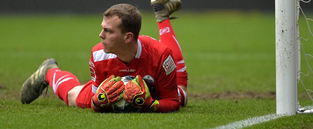 SC Paderborn: Ersatz-Keeper Brüggemeier verabschiedet