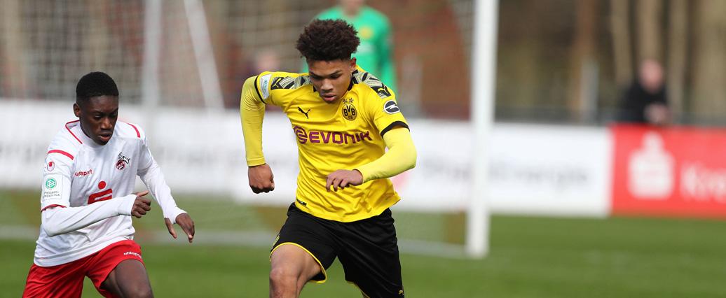 Borussia Dortmund: Youngster Nnamdi Collins macht wohl die nächsten Schritte