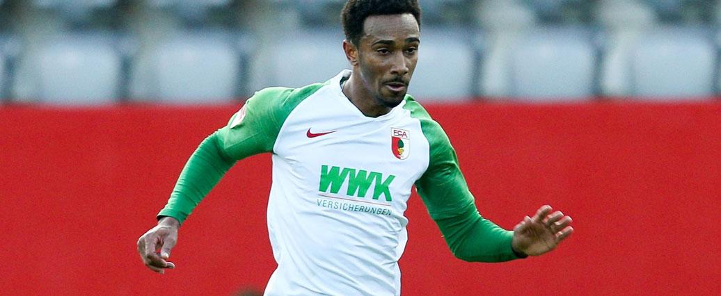FC Augsburg: Sarenren Bazee macht aktuell Erkältung zu schaffen