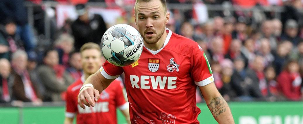 1. FC Köln: Rafael Czichos ist nach Unfall zurück am Ball